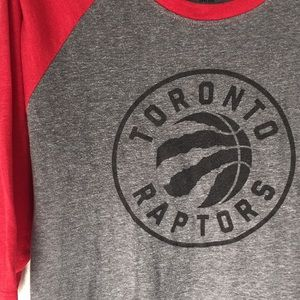 🐳2/$30 toronto raptors long sleeve